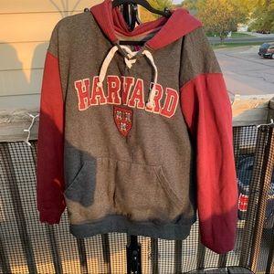 Tops - Harvard hockey-style sweatshirt